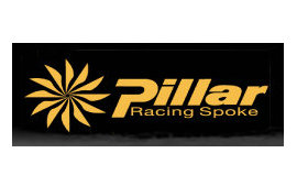 Pillar racing spokes for custom road wheels