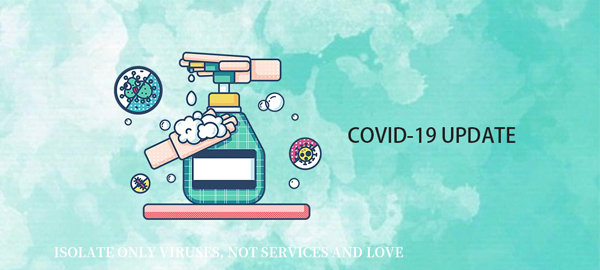Let's get through this together - COVID-19 Update