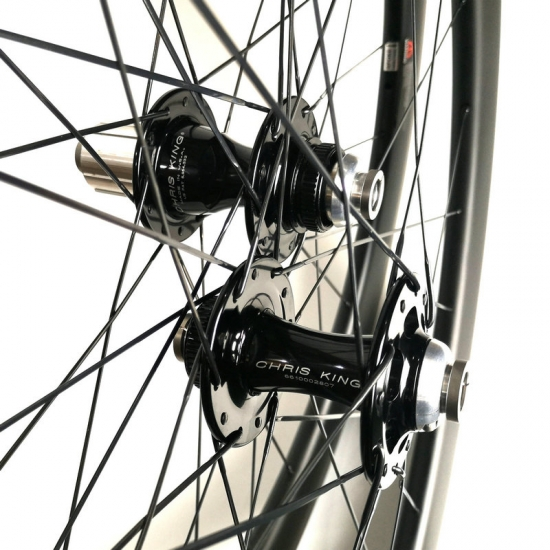 custom disc road wheels
