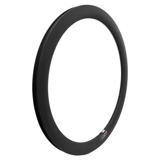 asymmetric disc rim